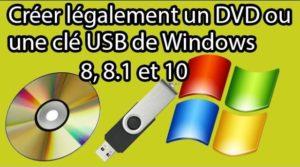 Créez dvd windows